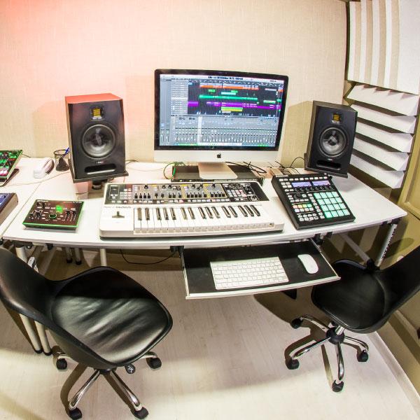 Cursos de Produção Musical da DJ Ban