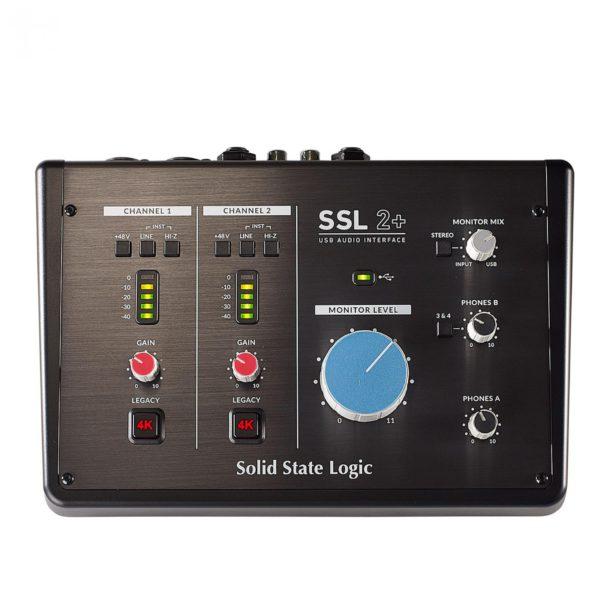 Interface de audio SSL2+