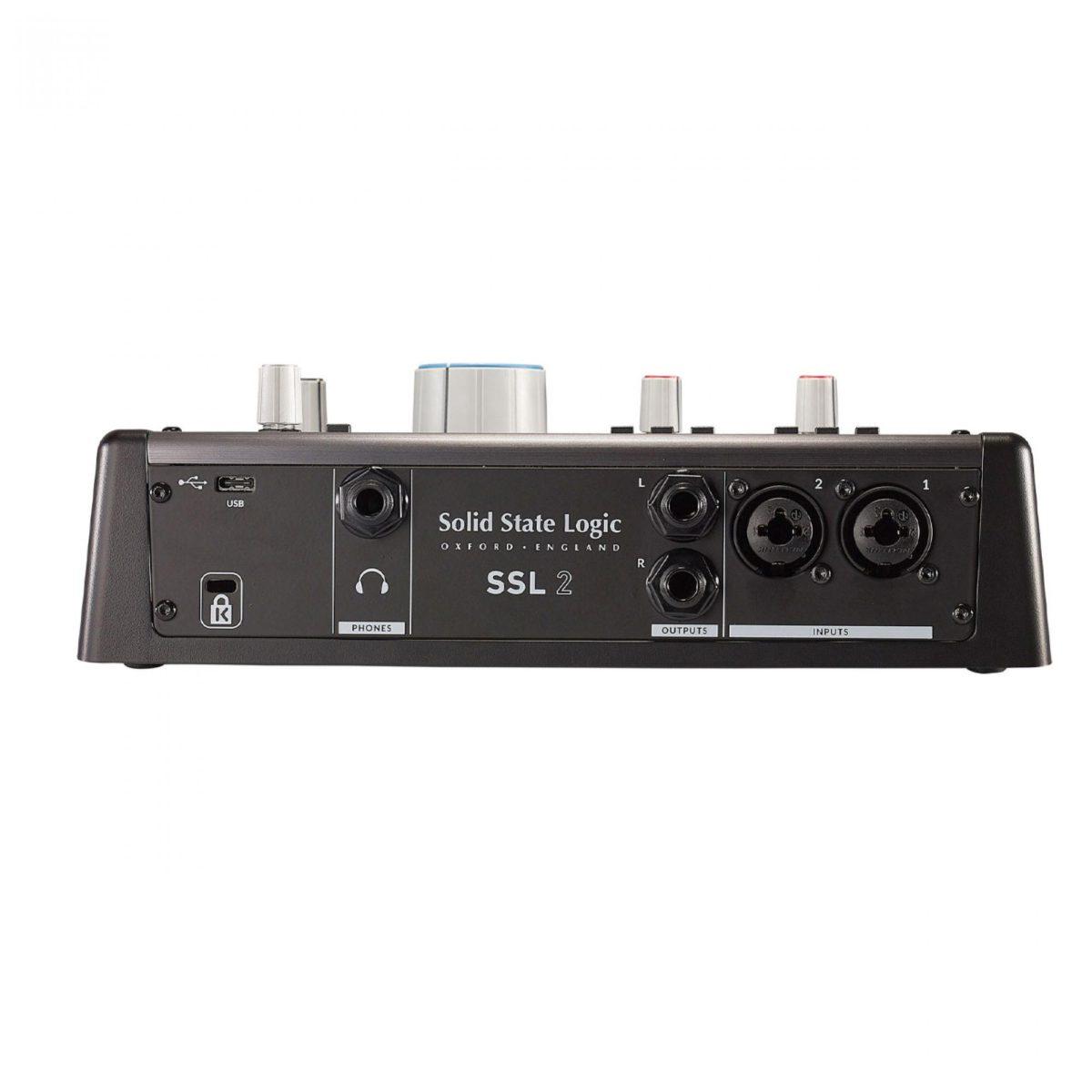 Interface de audio USB SSL2