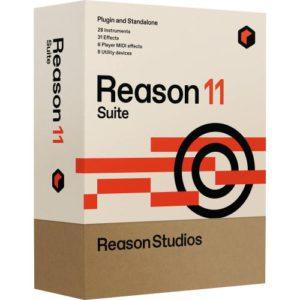 REASON 11 SUITE DOWNLOAD