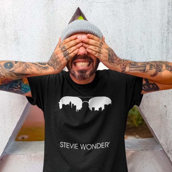 Camiseta Cullt Stevie Wonder