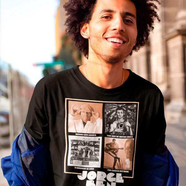 Camiseta Cullt Jorge Ben