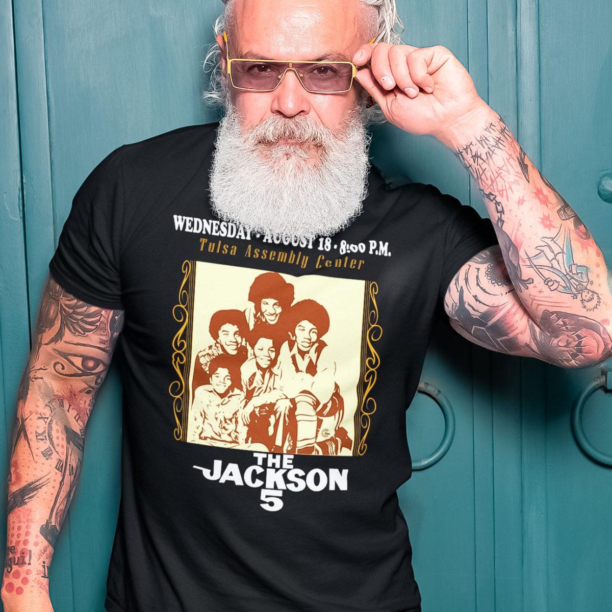 Camiseta-Cullt-The-Jackson-FIVE