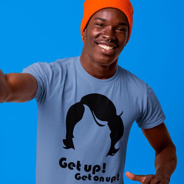 Camiseta Cullt James Brown