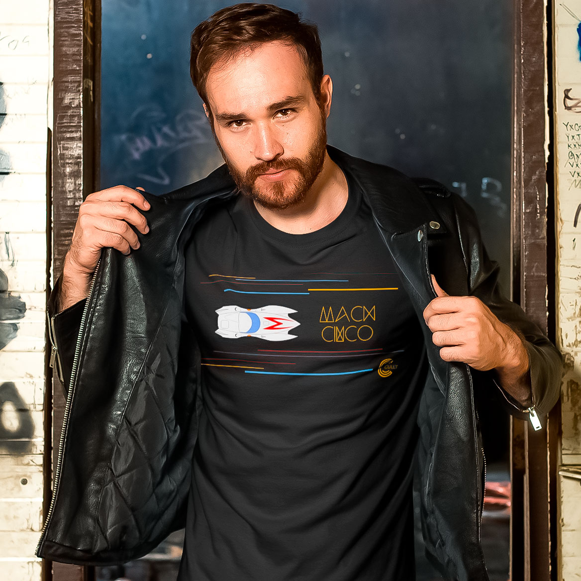 Camiseta Cullt Speed Racer