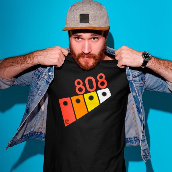 Camiseta Cullt 808
