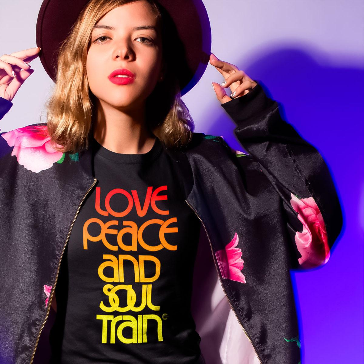Camiseta Cullt Soul Train