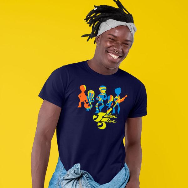 Camiseta Cullt Jackson Five