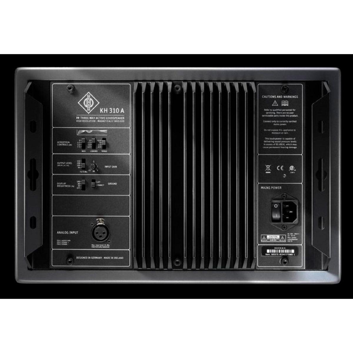 neumann kh310 monitor de referencia