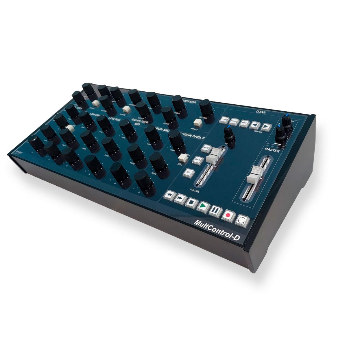 MultControl D - Controlador MIDI USB para Ableton Live REaper
