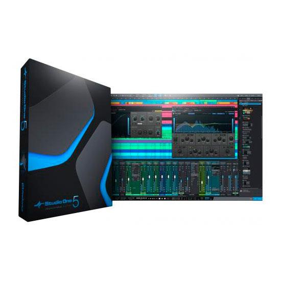 DAW Studio One 5 Pro