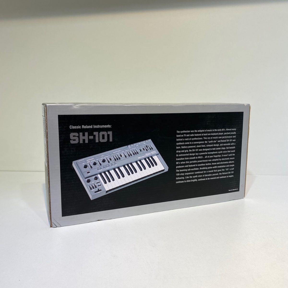 Sintetizador Roland Boutique SH-01A 2