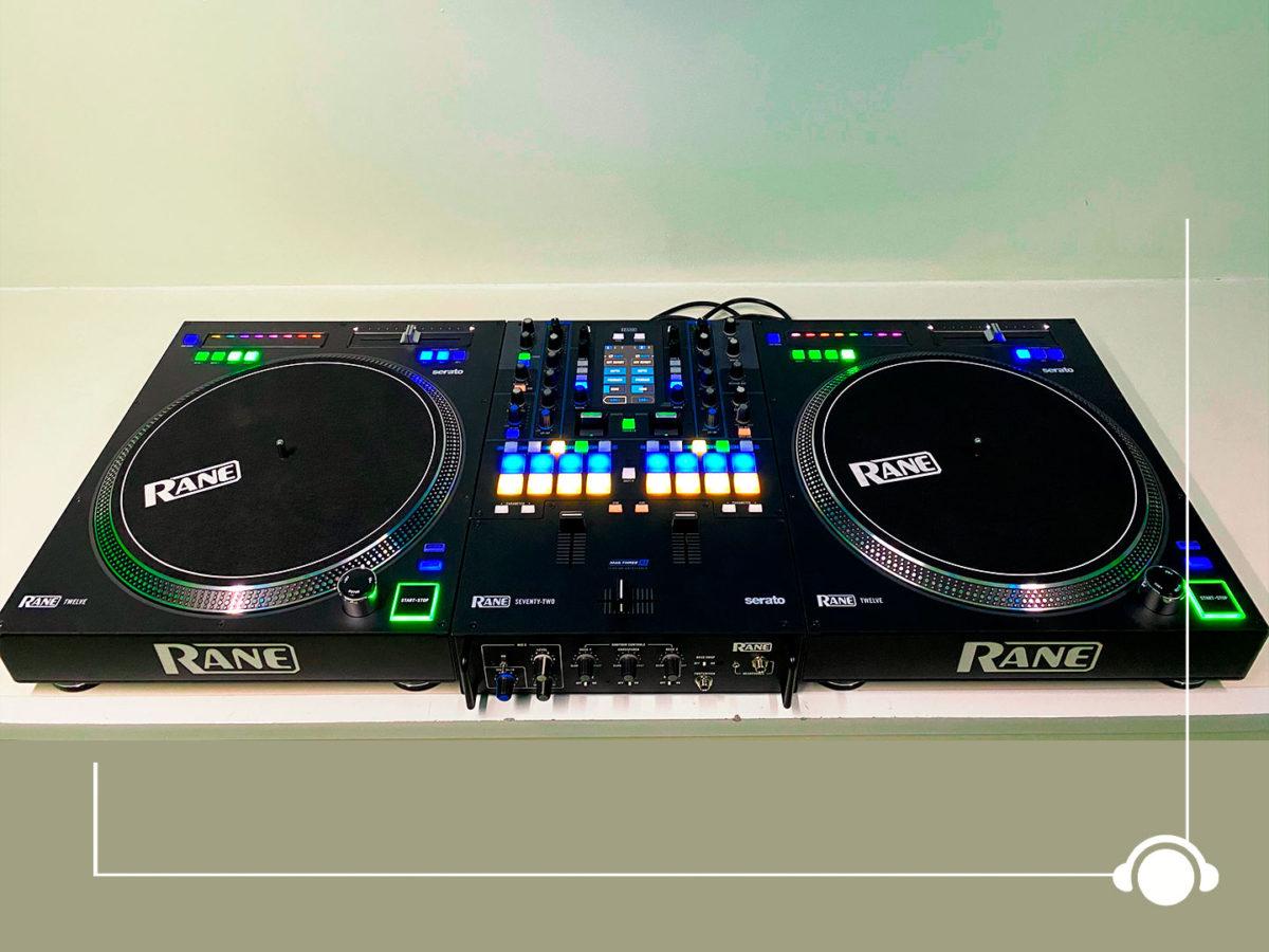 Locação de Estúdio DJ - Setup Classe B