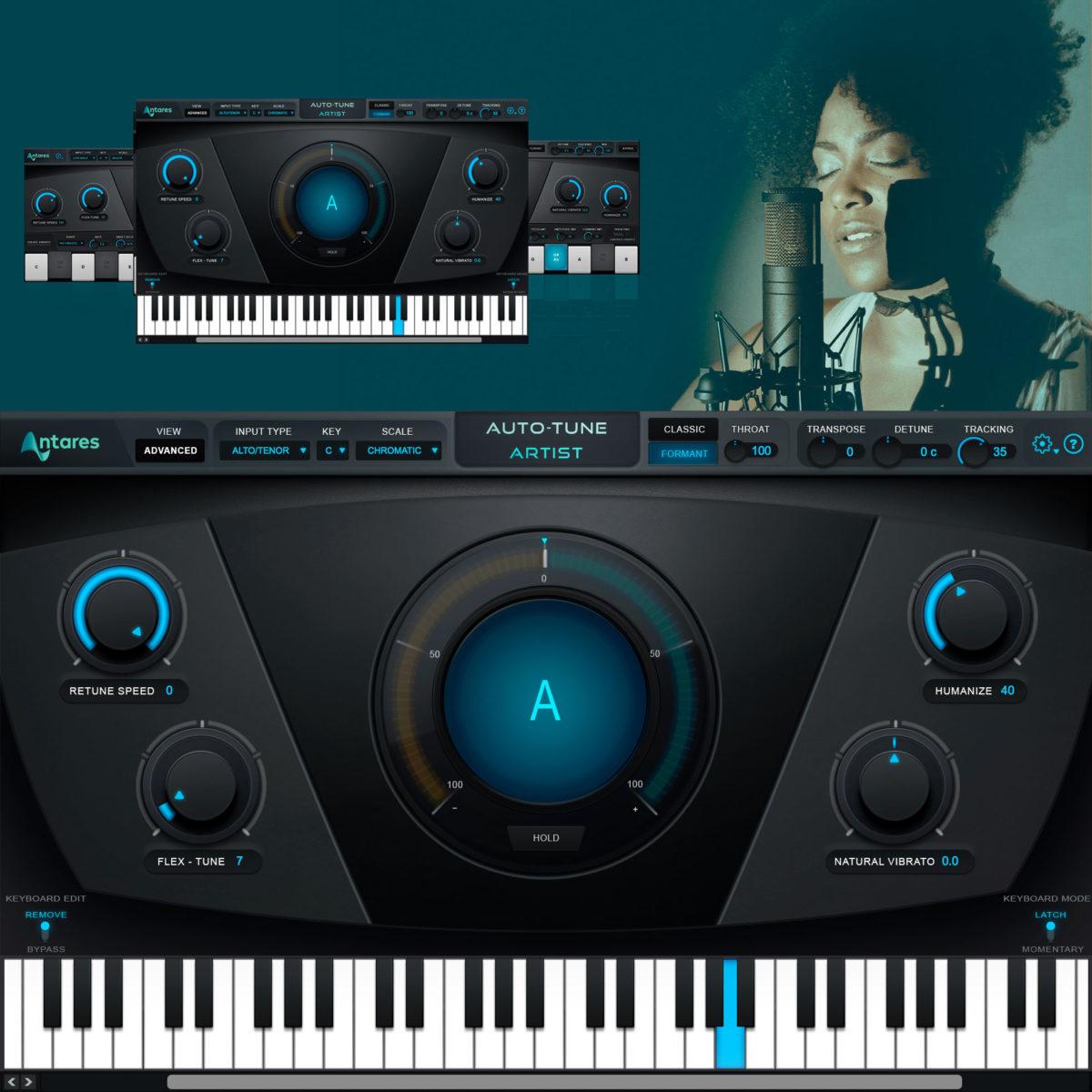 Plugin Auto Tune - Afinador de voz