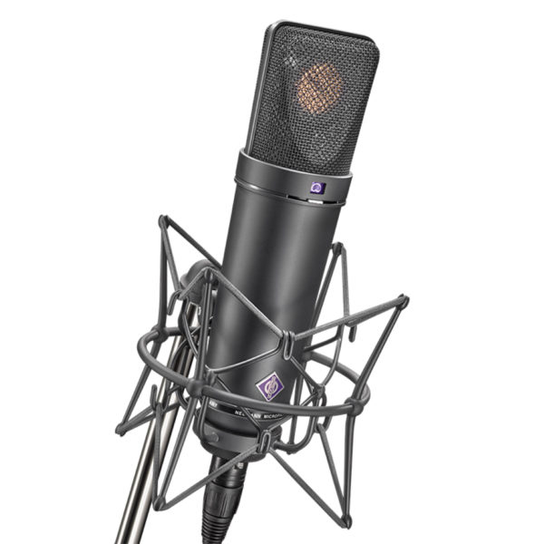 Microfone Neumann U 87 Ai Studio Set