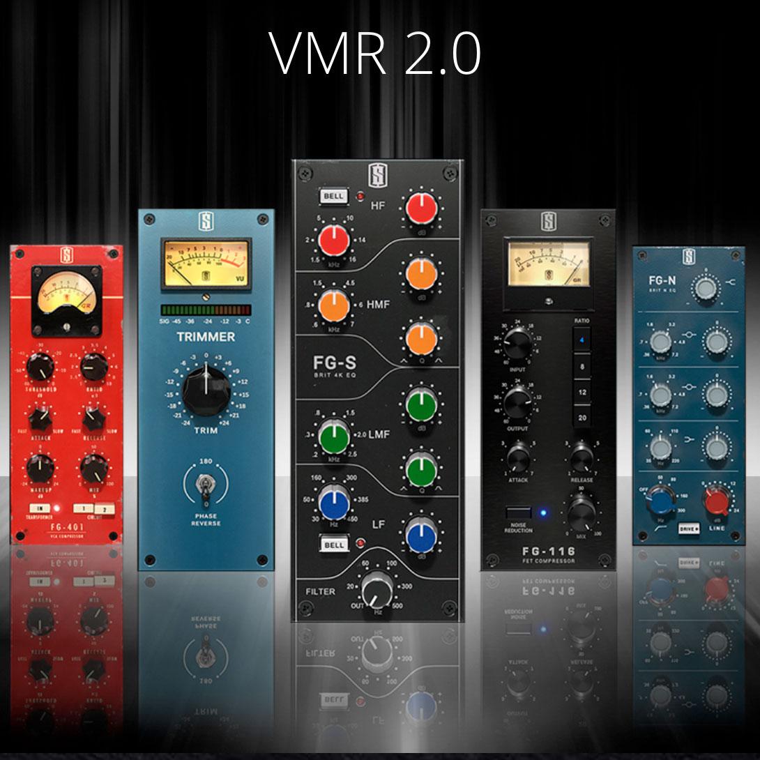 VMR 2.0 Channel Strip Slate Digital