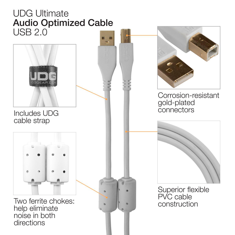 Cabo-USB-UDG-Ultimate-Reto-3-metros-U95003-BRANCO-2