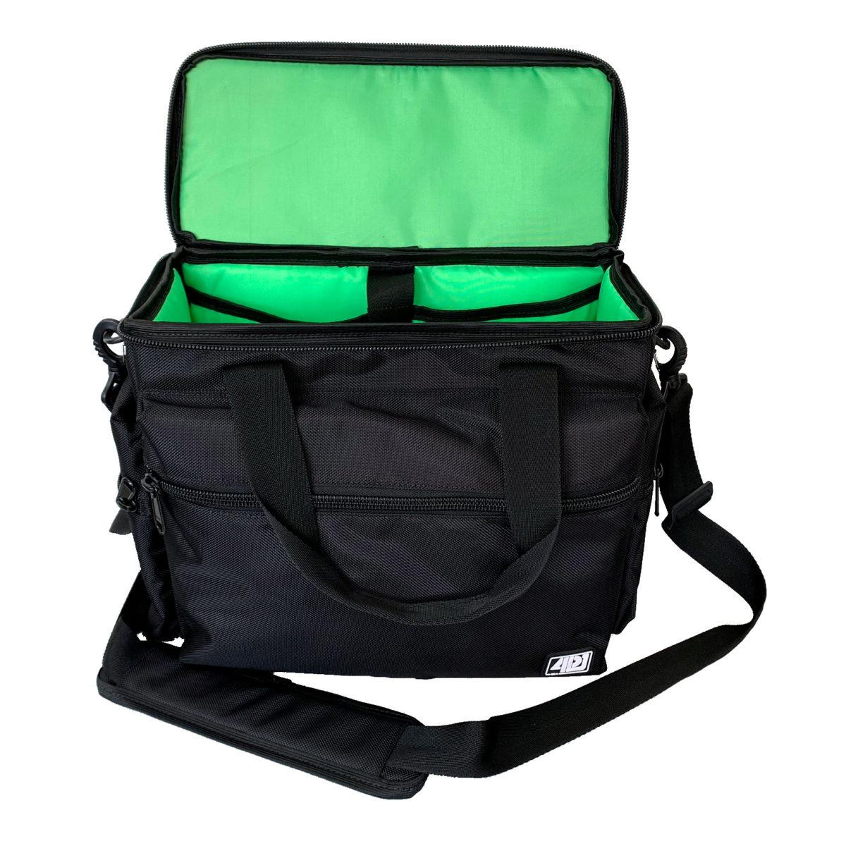 Bag para 50 discos de vinil 4DJ Premium