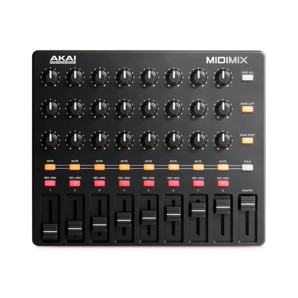 MIDIMIX AKAI - Controlador MIDI USB